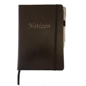 Notizbuch aus Leder
